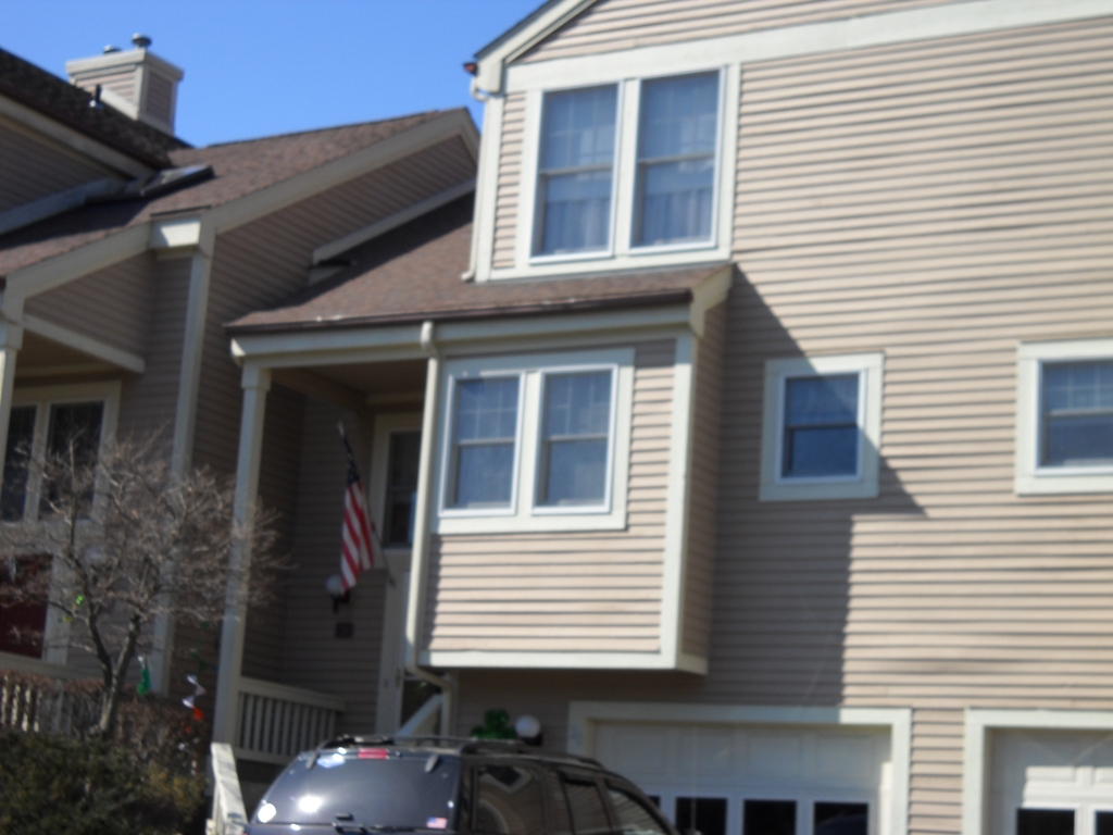 Orginal section of Sterling Woods Danbury,CT: Brittania Drive Danbury CT Townhomes